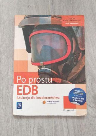 """Podręczik """"Po prostu edb"""" Bogusława Breitkopf"""
