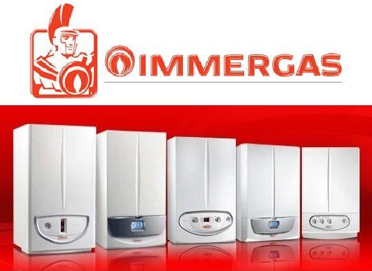 Газові котли Immergas, газовые котлы Иммергаз. Газовый котел настенный