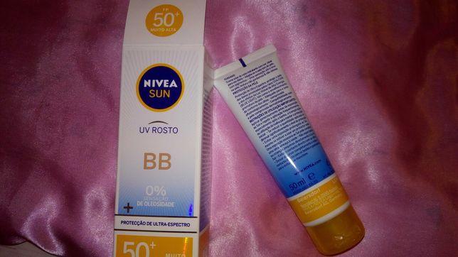 Nivea Sun BB SF50