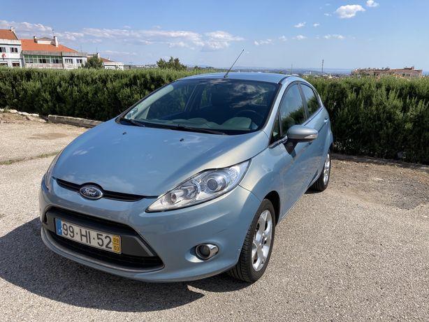 Ford Fiesta Titanium 1.25 (Gasolina)