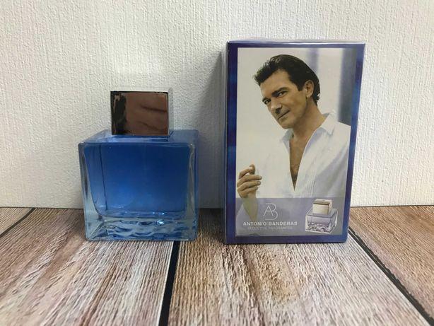 Мужская туалетная вода духи Blue Seduction 100 ml