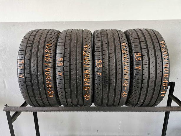 4x245/40/18 93Y Pirelli Cinturato P7