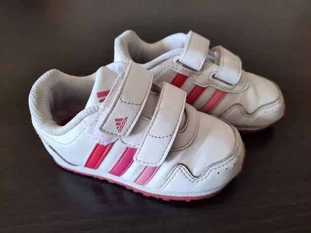 Adidasy, buty dziewczęce rozm. 22