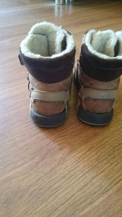 Buty zimowe firmy Bartek r. 24 Bogatynia - image 1