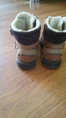 Buty zimowe firmy Bartek r. 24