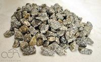 Grys szary granit Kamień naturalny dekoracyjny ozdobny ogrodowy 25 KG