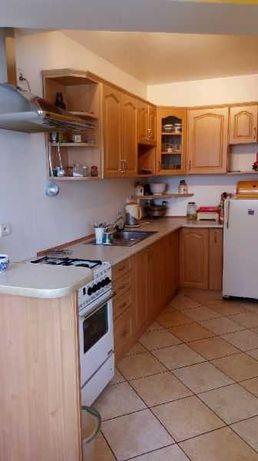 Meble kuchenne- zestaw, jasny, beżowy, stan idealny, sprzedam