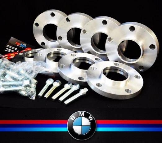 DYSTANSE ADAPTERY 5X120 do BMW E60 - każdy model, NOWE! niemieckie
