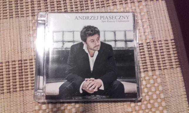 Płyta CD Andrzej Piaseczny