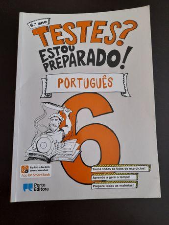 Preparar testes de português 6°ano