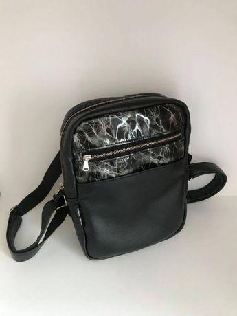 Эксклюзивный рюкзак из качественной эко-кожи