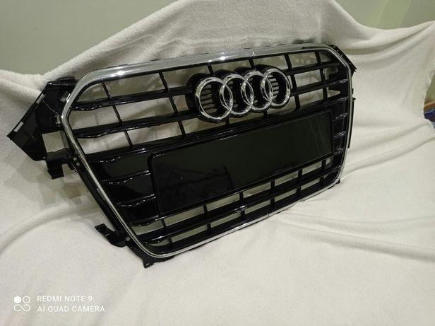 Audi A4 B8 рестайл решітка радіатора
