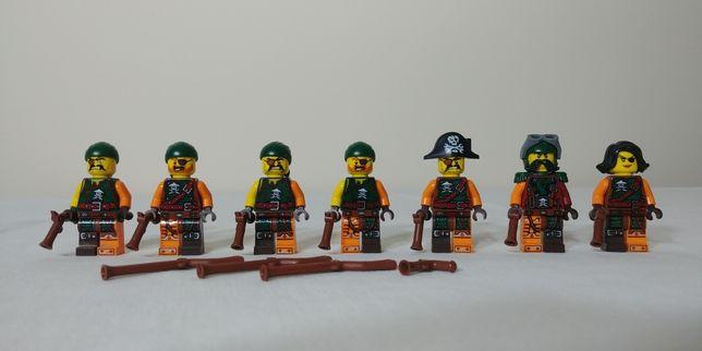 Figurki Lego Ninjago piraci