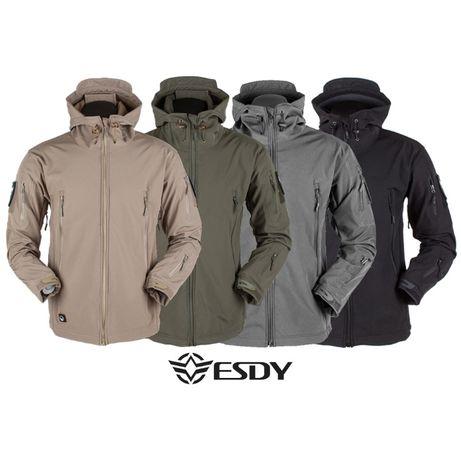 """Куртка Soft Shell """"ESDY - 105 койот"""" куртка тактическая непромокаемая"""