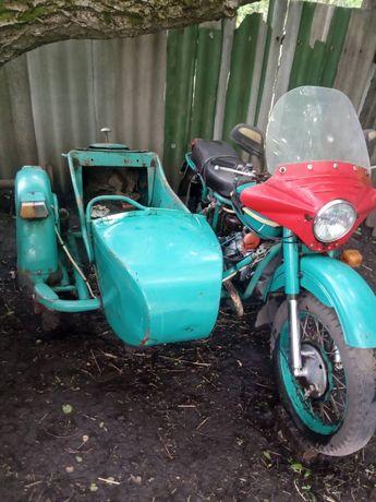 Продам мотоцыкл Урал - м67-36