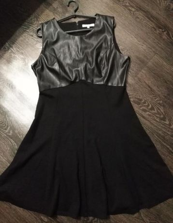Стильной платье большой размер