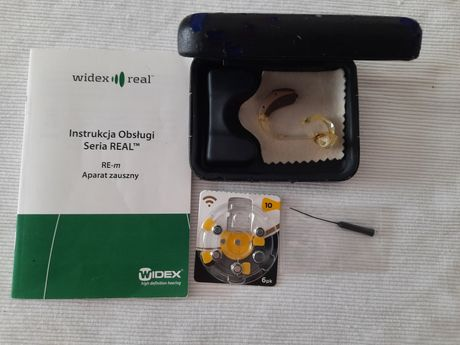 Aparat słuchowy Widex model RE-m