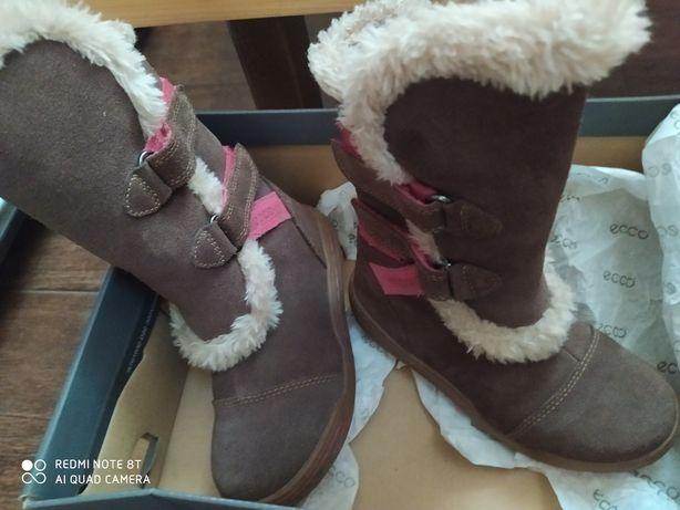 Ecco   взуття для дівчинки шкіряне