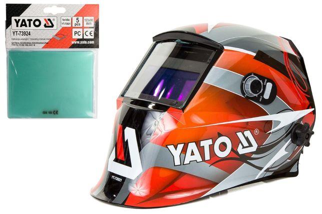 Профессиональная сварочная маска хамелеон Yato YT-73921 Польща!