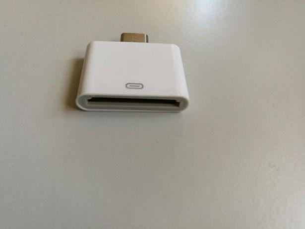 Adaptador iPhone 4, 4S - USB type C