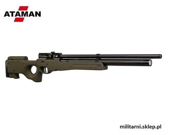 Wiatrówka PCP Ataman M2 Tactical Carbine 2 – 7,62mm. lub 9mm.