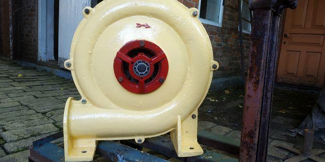 Вентилятор дутьевой под горно(корпус литьё чугун)