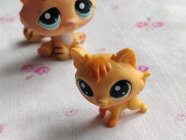 Littlest Pet Shop - LPS - Hasbro - Mały, mini tygrysek, tygrys baby