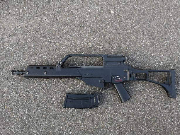 Replika G36 ARES 410fps ASG Airsoft