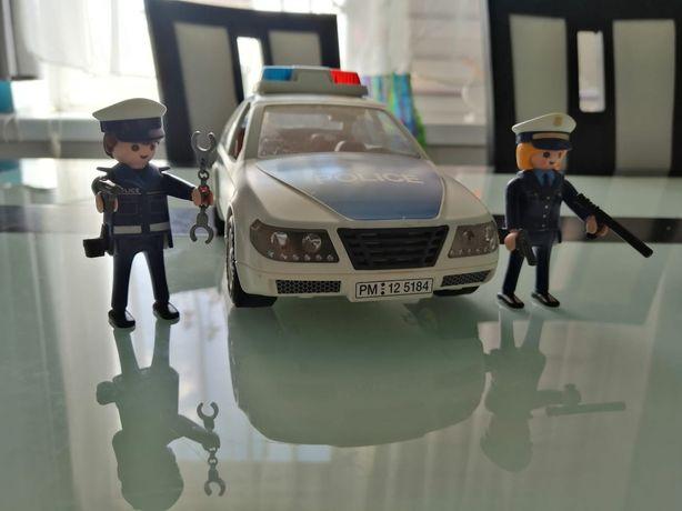 Playmobil radiowóz policyjny 5814