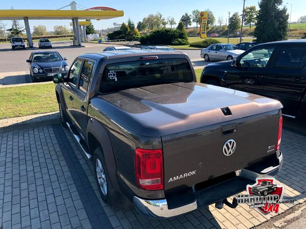 VW Volkswagen Amarok Zabudowa Hardtop pokrywa klapa
