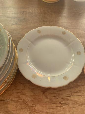 Посуда десертные тарелочки