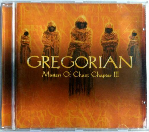 Gregorian Masters Of Chant Chapter III 2002r