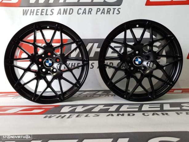 Jantes BMW M4 GTS 19 5x120 full black