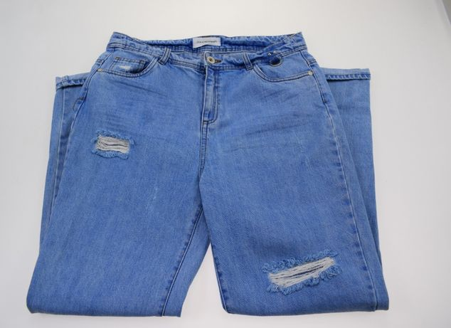 Nowe! Spodnie Reserved Boyfriend Mom jeansy L 40