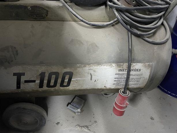 Compressor ciata