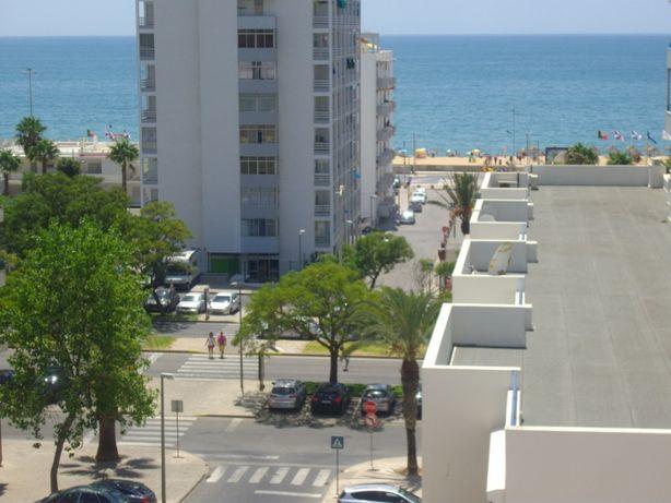 Junho Quarteira Algarve T2 200m. Praia Vista Mar