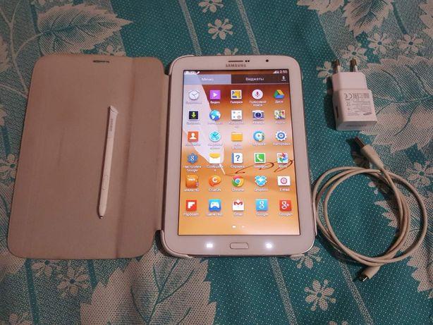 "8.0"" Планшет Samsung note N5100 16gb ram 2gb 3G Sim.Чехол в подарок"