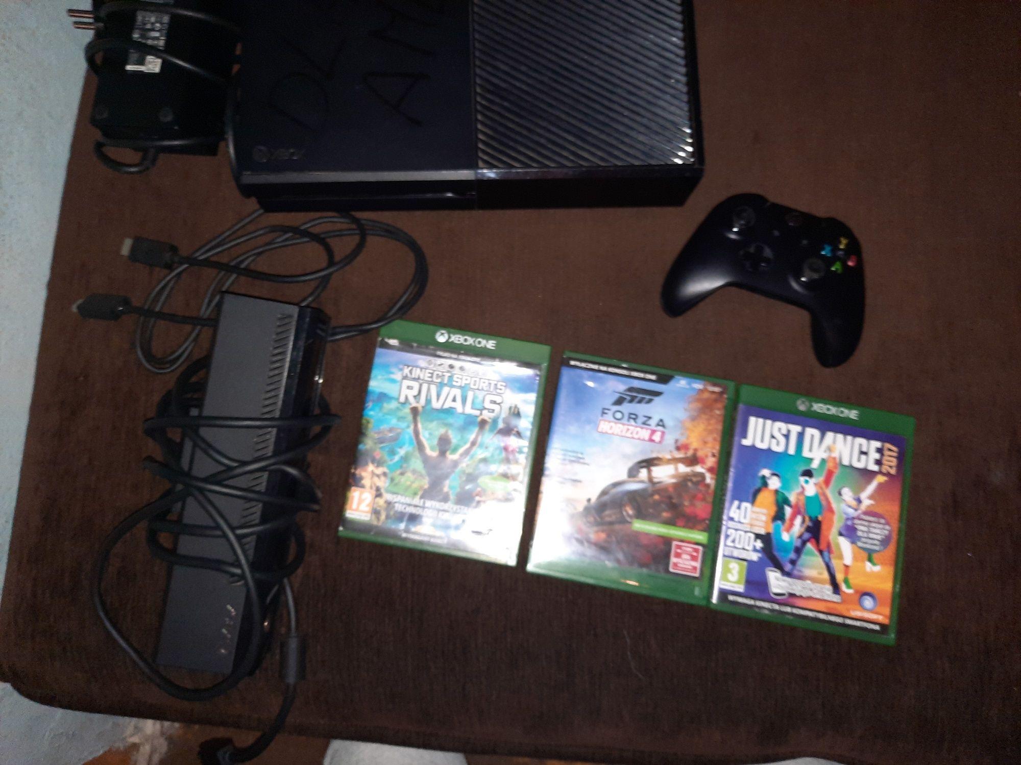 Xbox one 1tb 1000zł lub zamienię na laptop