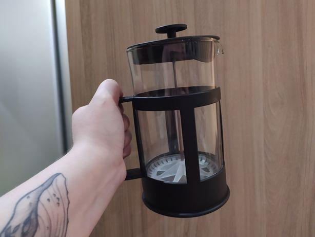 Френч-пресс 1 литр заварник заварочный чайник