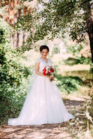 Свадебное платье. Весільня сукня