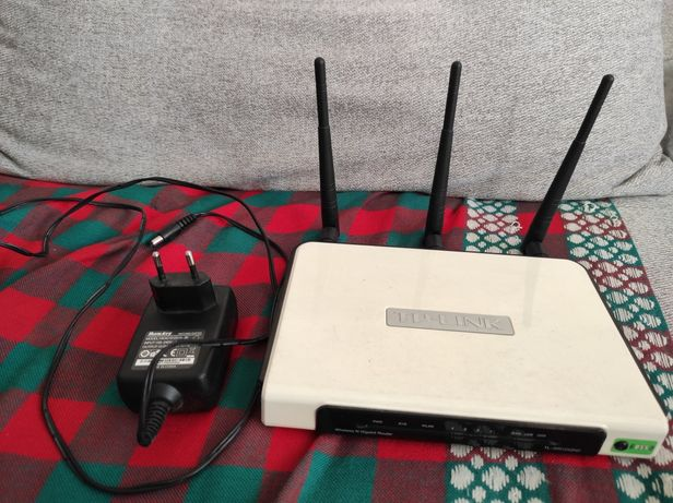 роутер TP-Link TL-WR1043ND - OpenWrt