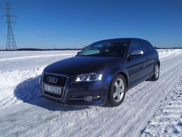 Audi a3 lift 1.6 tdi 2011r super stan