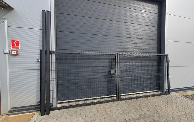 Brama panelowa 1.5x4 M