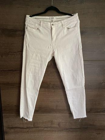 Spodnie dżinsowe dżinsy jeansy rurki obcisłe rozciągliwe stretch skinn