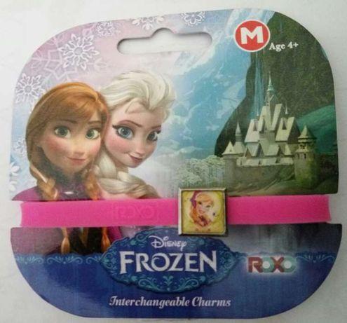 Pulseira tema Frozen - novo