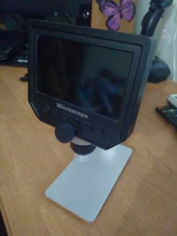 Цифровий мікроскоп