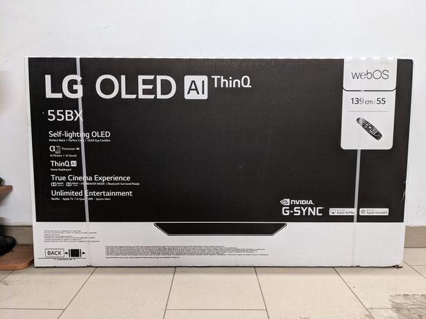 "Nowy telewizor 55"" LG OLED55BX3LB 2letnia gwarancja"