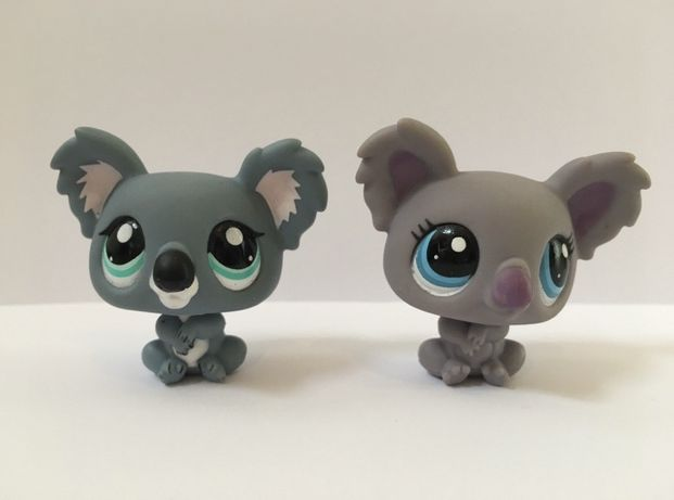 LPS Littlest Pet Shop - figurki koale