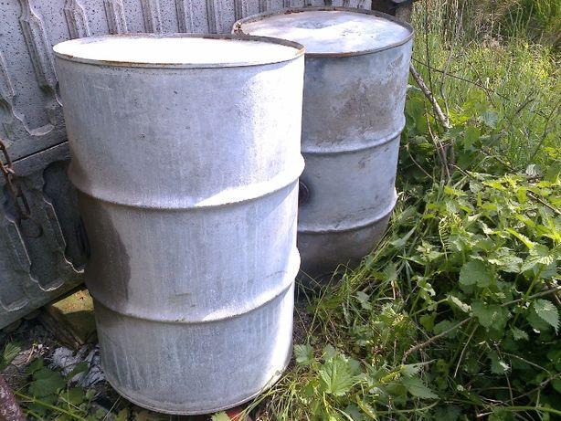 Beczka 200 l zbiornik do paliwa ropy oleju wody