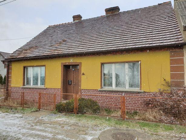 Dom z dużą działka